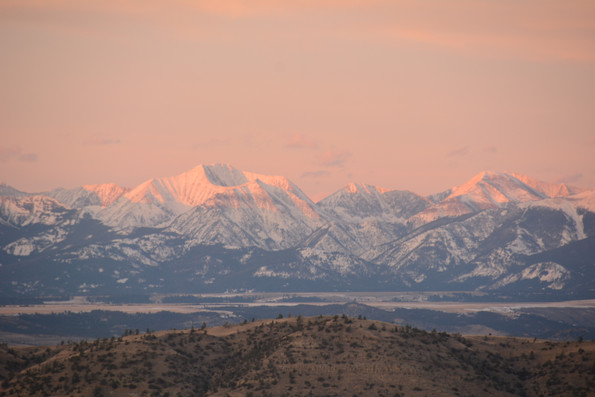 Crazy Mountains - George Wuerthner