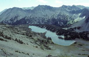 Campfire Lake - George Wuerthner