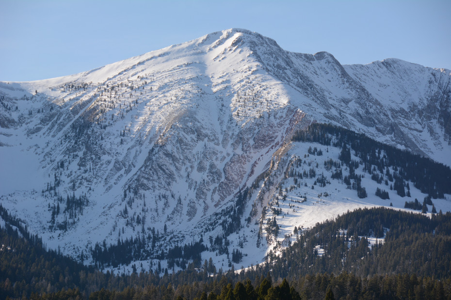 Proposed Bridger Range Wilderness - George Wuerthner