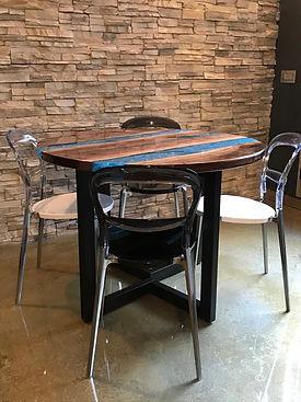 American Walnut Pearl River Table