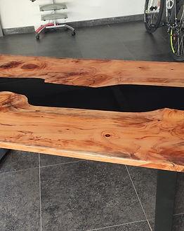 Cedar Black river table
