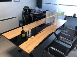 Cedar Black River Desk