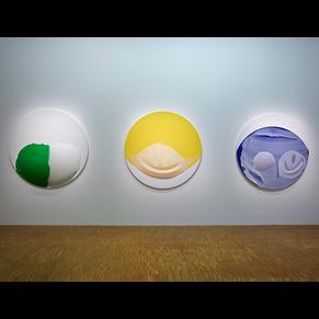 Circle-Green 2, Circle Yellow-19 & Circle 3-Blue