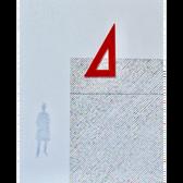 芸術の三角定規