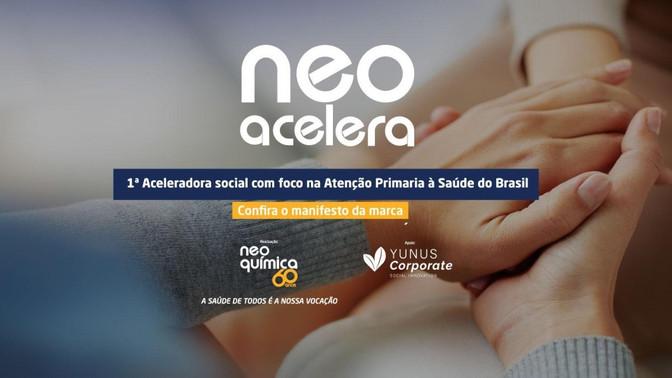 Programa de Aceleração Neo Acelera, conta com nossa diretora de inovação como uma das Experts.