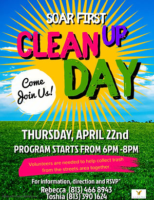 Copy of Clean Up Day Flyer - Made with P