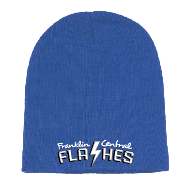 Flash Beanie - Royal
