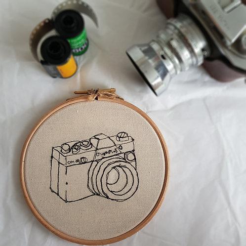 """OM-10 Camera 5"""" Hoop"""