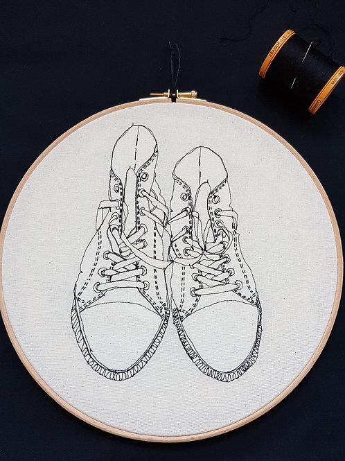"""Converse 10""""Hoop"""