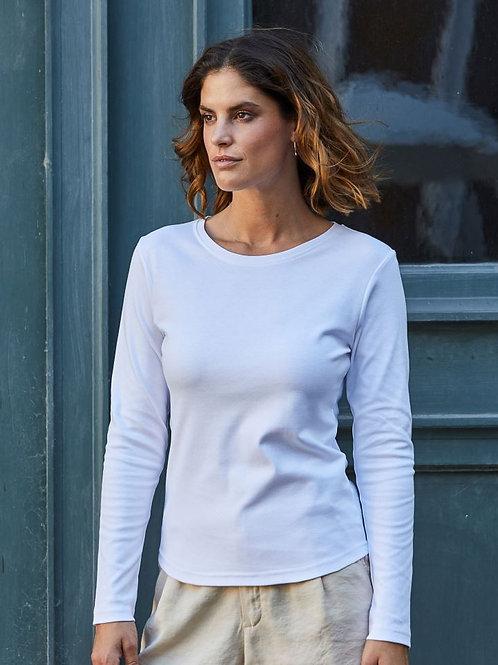 Tee Jays 590 Ženska Interlock T-Shirt dolgi rokavi