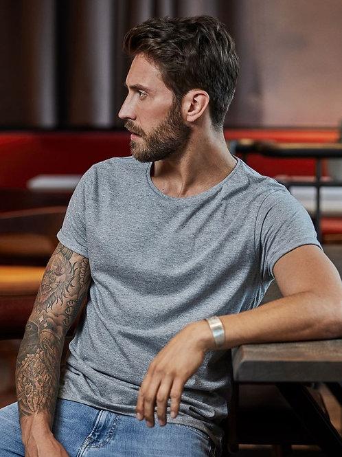 Tee Jays 5062 Moška T-Shirt with z zavihanimi rokavi