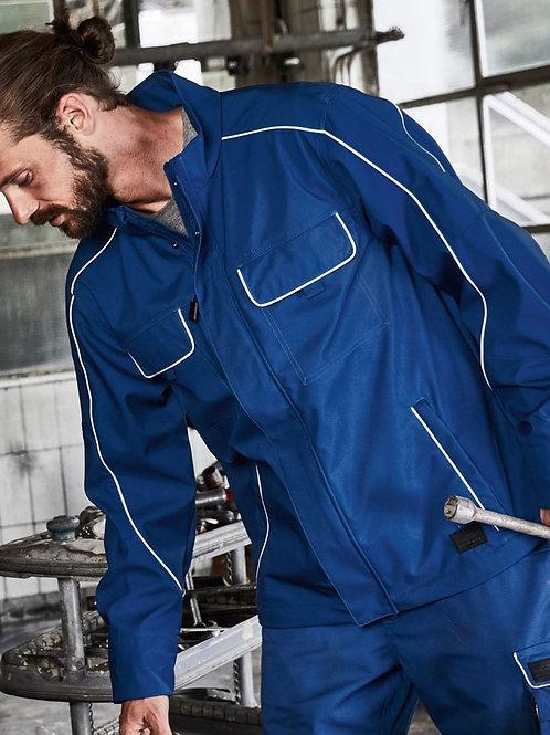 James & Nicholson JN 882 Workwear Softshell light Jacket - Solid