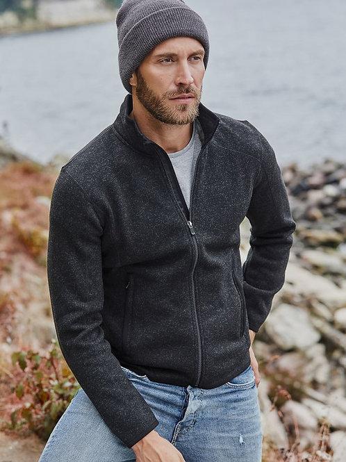 Tee Jays 9615 Moški Knitted Fleece Jacket