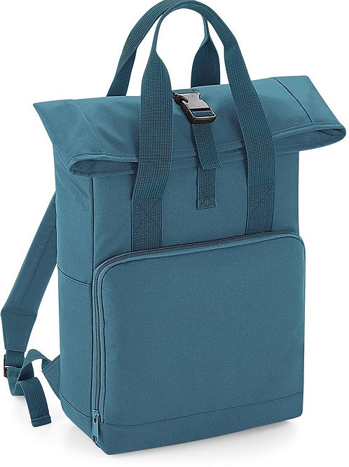 BagBase BG118 Roll-Top Backpack with Double Handle