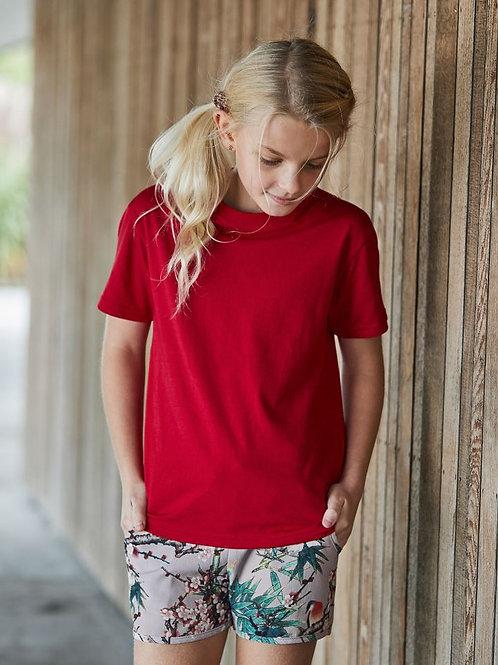 "Tee Jays 1100B Junior ""Power"" T-Shirt"