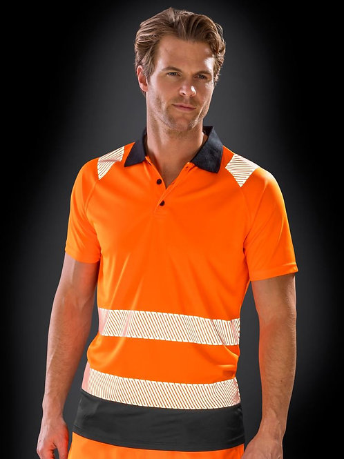 Result R501X Safety Polo