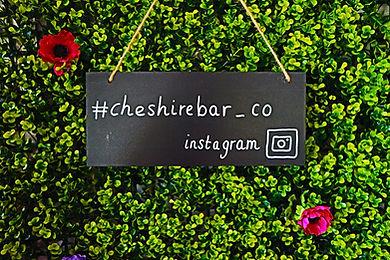 Cheshire Bar Hire Company on Instragram
