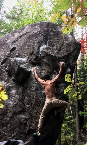 Val David Bouldering