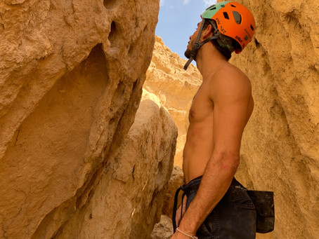 Wadi Degla Exploration