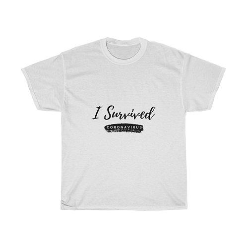 I Survived Coronavirus Shirt
