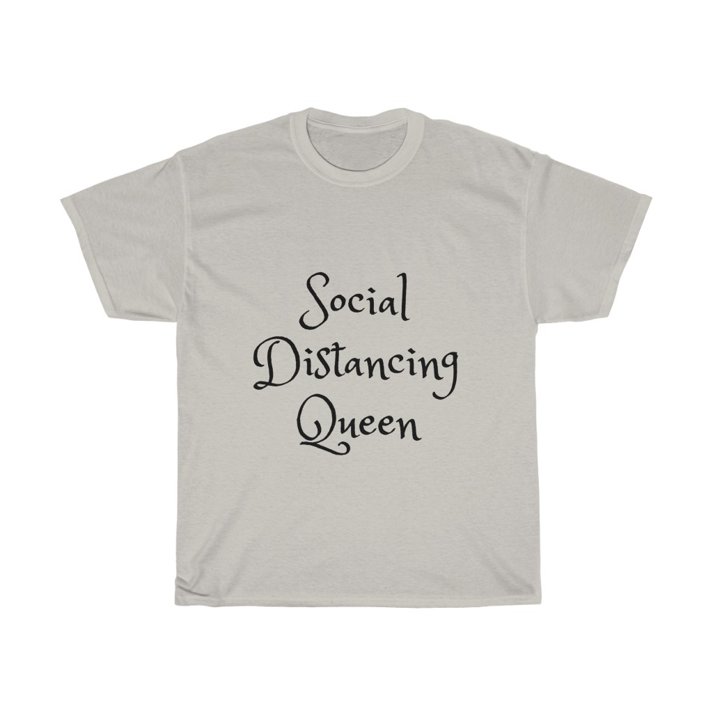 Social-Distancing-Queen-Shirt