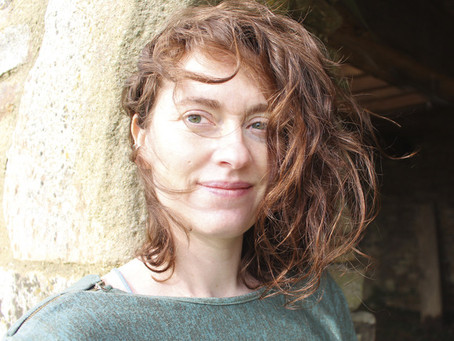 Charlotte Mevel, la vie en rousse