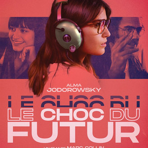 Clara Luciani débute au cinéma dans Le Choc du futur