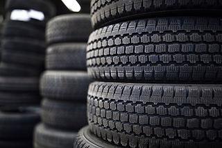 Tire Pile
