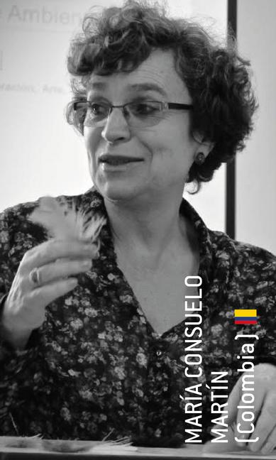 María Consuelo Martín (Colombia)