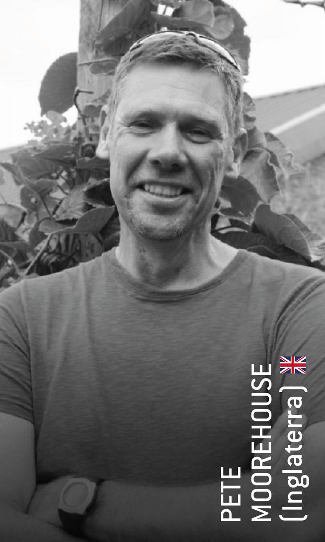 Pete Moorehouse (Inglaterra)