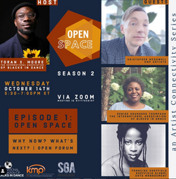 Season 2 Episode 1: OPEN SPACE: Why Now? What's Next? OPEN Forum