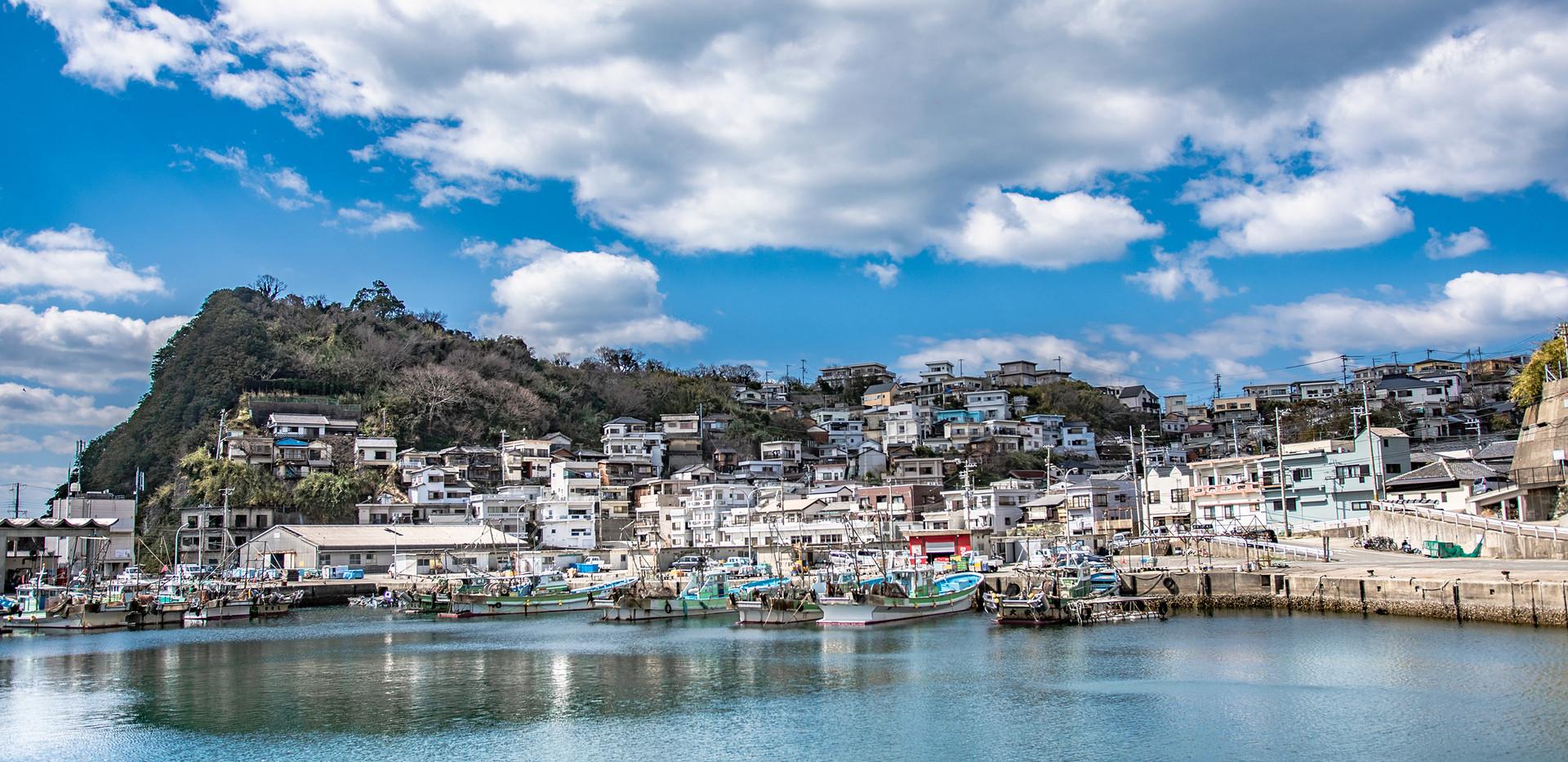 雑賀崎漁港・和歌山市