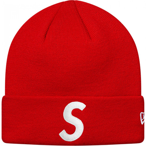 ac058c85b6011 Supreme S Logo Beanie New. Shipping included.