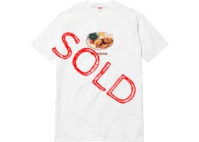 68f03c358fa3 Supreme Chicken Dinner Tee. Shipping included.