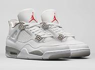Air-Jordan-4-Tech-Grey-White-Oreo-CT8527