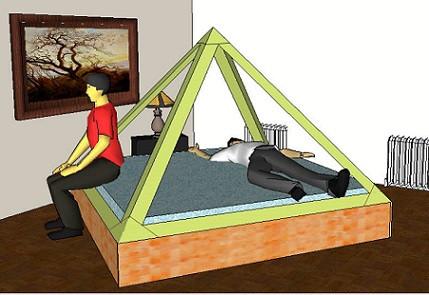 """Buying Pyramids """"Piramicama"""" & """"Hércules"""""""