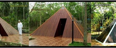 Pyramids for rent.