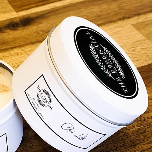 The Essential Candle Co. travel tin candle