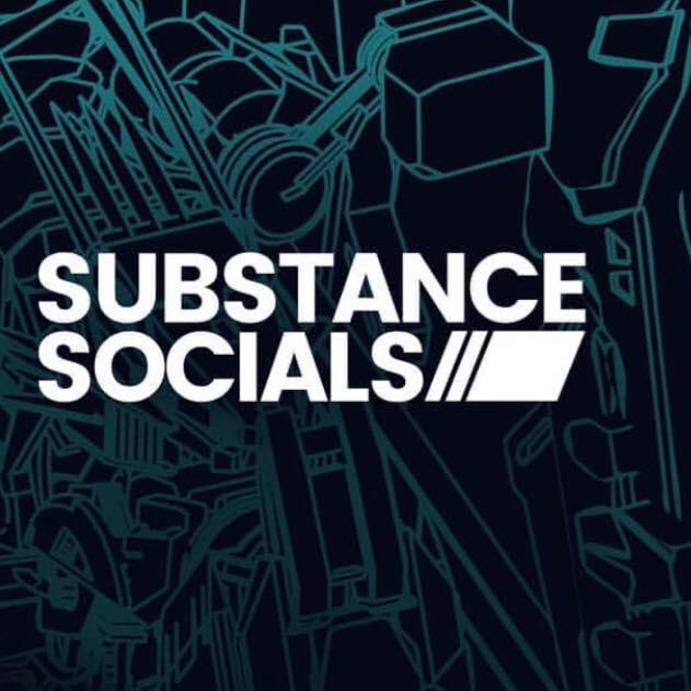 SubStance Socials