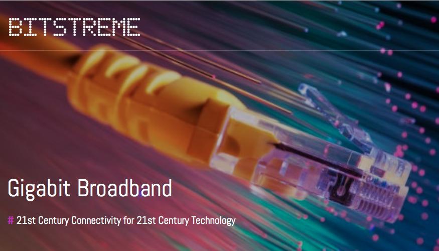 Bitstreme Gigabit Broadband