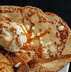 Crepes eller pannkakor - Crepson