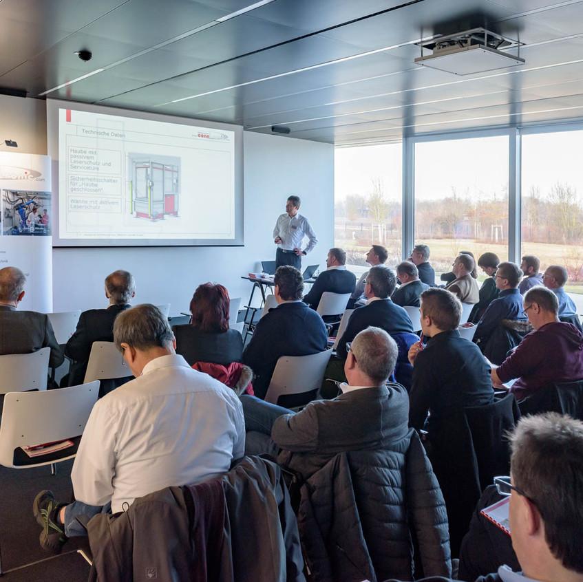 conntronic Technologietag 2019