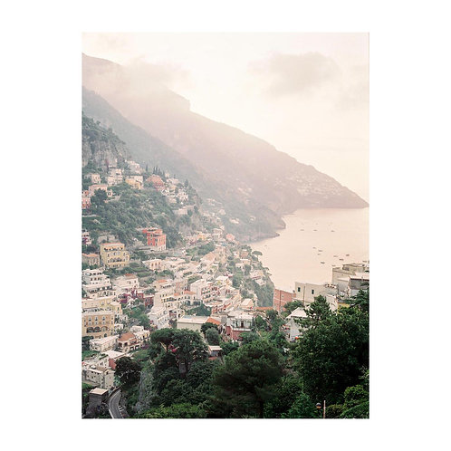 Ethereal Sunrise in Positano - No 02