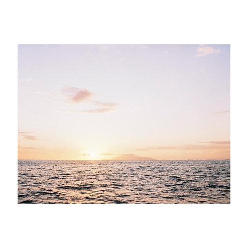 Sea sunset - No 01