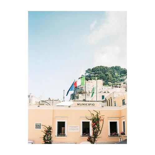 Piazzetta of Capri - No 02