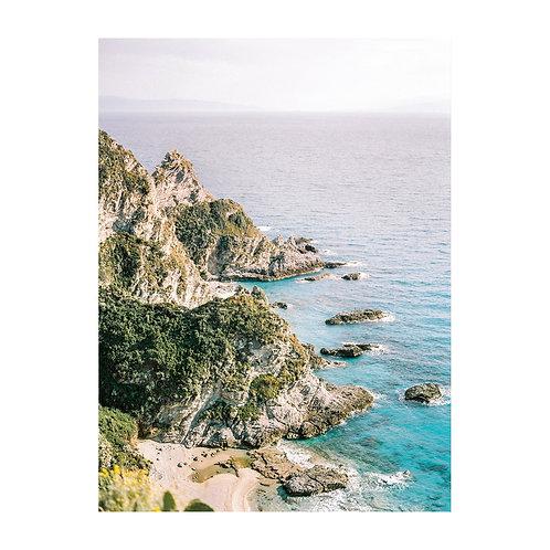 The Rocky Coast of Capo Vaticano