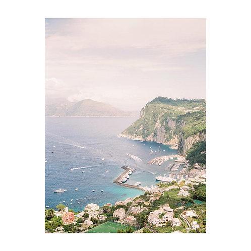 Capri Landscape - No 02