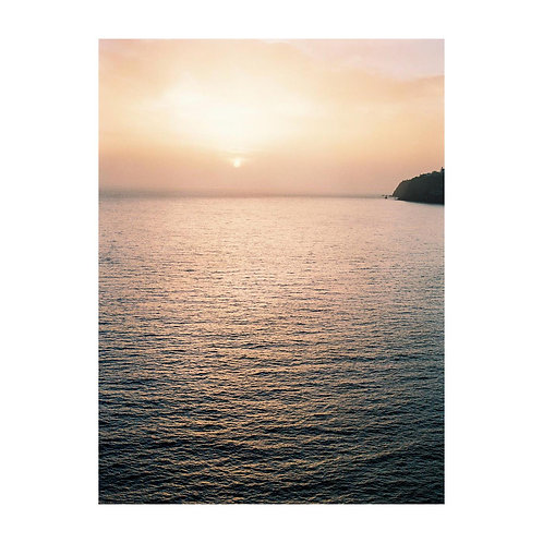 First rays of Sun in Salina Island - No. 01