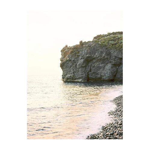 First rays of Sun in Salina Island - No. 04