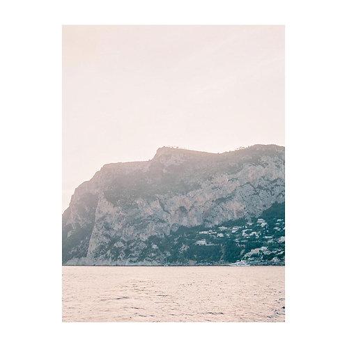 Capri from the sea - No 01
